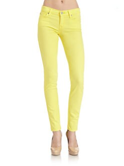 7 For All Mankind - Gwenevere Skinny Leg Denim Jeans