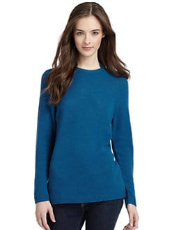 vkoo - Cashmere Perforated Sweater