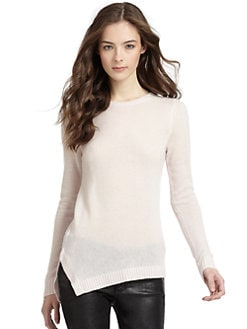 vkoo - Cashmere Asymmetrical Sweater