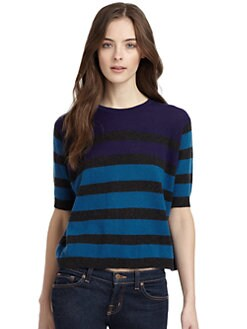 vkoo - Cashmere Cropped Sweater