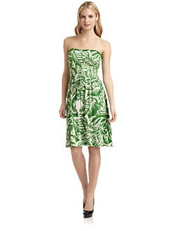 Nieves Lavi - Brasilia Silk Knit Dress