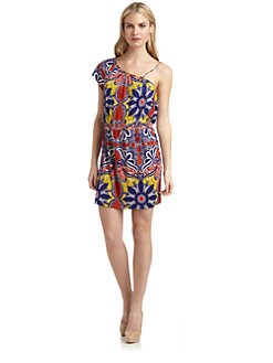 Nieves Lavi - Dalia Silk Knit Dress