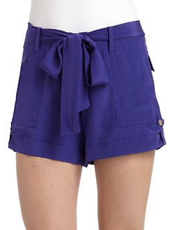 Nieves Lavi - Silk Shorts