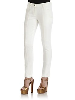 Thakoon Addition - Seam-Detailed Slim Pants