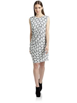 Thakoon Addition - Cotton Asymmetric Dress