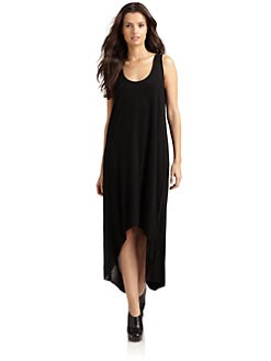 O by Kimberly Ovitz - Hi-Lo Tank Dress