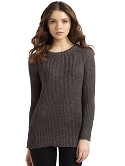 BCBGMAXAZRIA - Tape Yarn Sweater