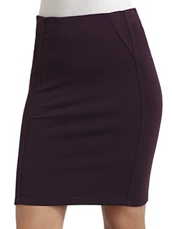 BCBGMAXAZRIA - Montana Stretch Pencil Skirt