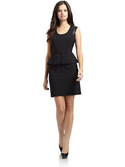 Cynthia Steffe - Ryann Stretch Wool Dress