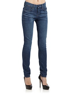 !iT - Skinny Leg Denim Jeans