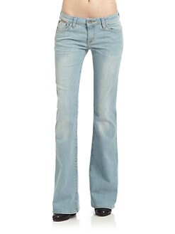 !iT - Flare Leg Denim Jeans