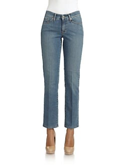 Cambio - Norah Slim Leg Jeans