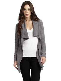 Qi New York - Rezzi Cashmere Cardigan