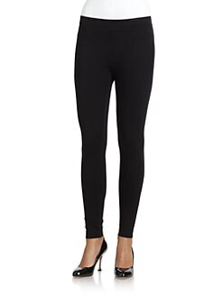 Cambio - Meg Ponte Knit Leggings