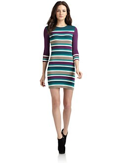 French Connection - Koni Stripe Dress