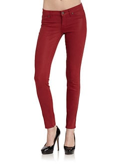 Rich and Skinny - Coated Skinny Jeans