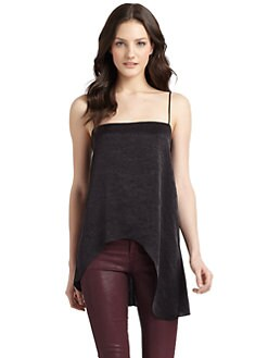 Kimberly Ovitz - Matte Shimmer Camisole Top