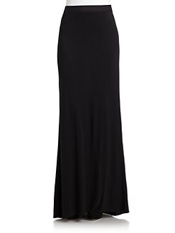 O by Kimberly Ovitz - Ultra-Soft Knit Maxi Skirt