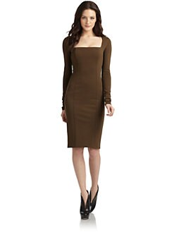 Kimberly Ovitz - Double-Knit Dress