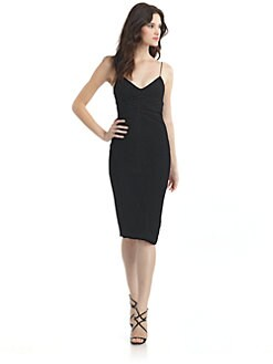Giorgio Armani - Deep V Dress