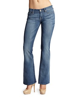 7 For All Mankind - Classic Bootcut Jeans