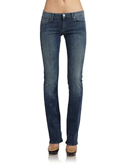 Agave Denim - Paraiso Slim Leg Denim Jeans