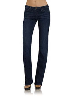 Agave Denim - Mariposa Straight Leg Denim Jeans
