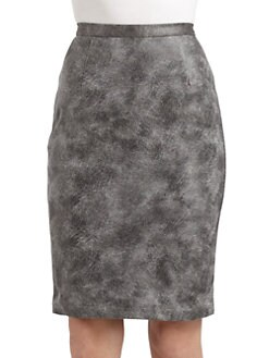 Sachin + Babi - Kiel Acid Wash Pencil Skirt