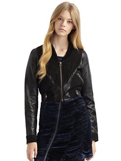 Gar-De - Kavir Leather Jacket
