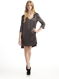 Gar-De - Cline Silk Dress