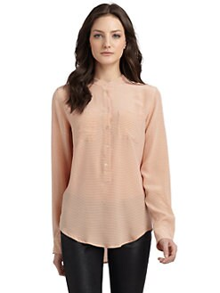 Equipment - Ava Silk Blouse