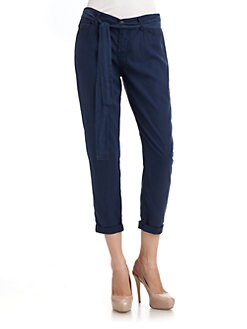 7 For All Mankind - Josefina Cuffed Pants
