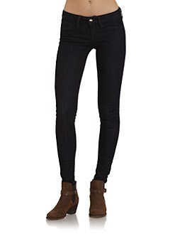 SOLD Design Lab - Soho Super Skinny Jeans/Dark Wash