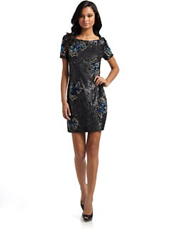 French Connection - Violet Thunder Sequin Mini Dress