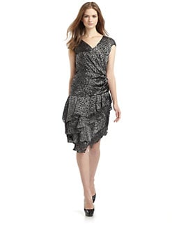 Cynthia Steffe - Keemo Ruffle Dress
