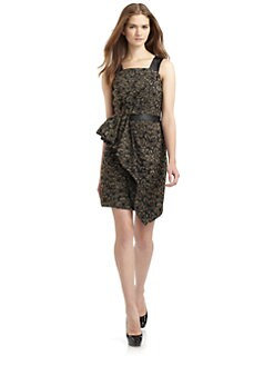 Cynthia Steffe - Sarin Side Ruffle Dress