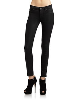Rich and Skinny - Legacy Skinny Jeans/Dark Green