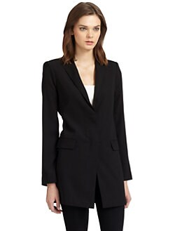 BCBGMAXAZRIA - Romeo Long Blazer