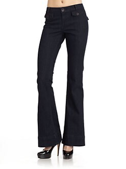 David Kahn - Laura Wide Leg Trousers