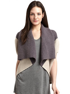 ADDISON - Cocoon Convertible Sweater