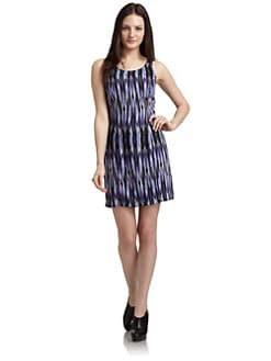 ADDISON - Print Sheath Dress