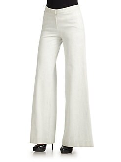 Yigal Azrouel - Donegal Wide-Leg Suit Pants