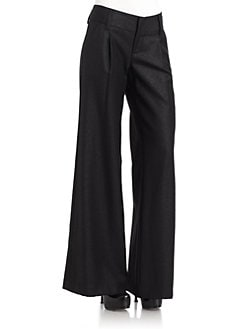 Alice + Olivia - Eric Pleated Trousers