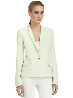 Elizabeth and James - Frankie Textured Blazer