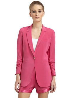 Elizabeth and James - Heather Boyfriend Blazer
