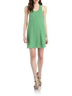 Alice + Olivia - Angelina Halter Dress