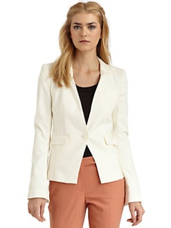 Rachel Zoe - Megan Twill Jacket