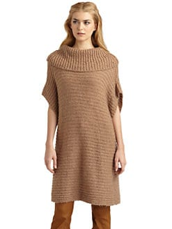 Rachel Zoe - Marina Ribbed Poncho