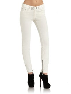 Rachel Zoe - Julie Skinny Corduroy Pants