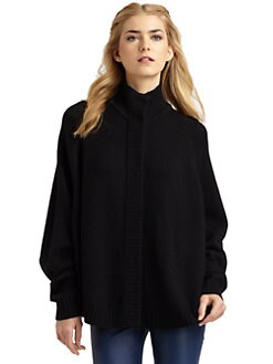 Rachel Zoe - Nina Wool Cape